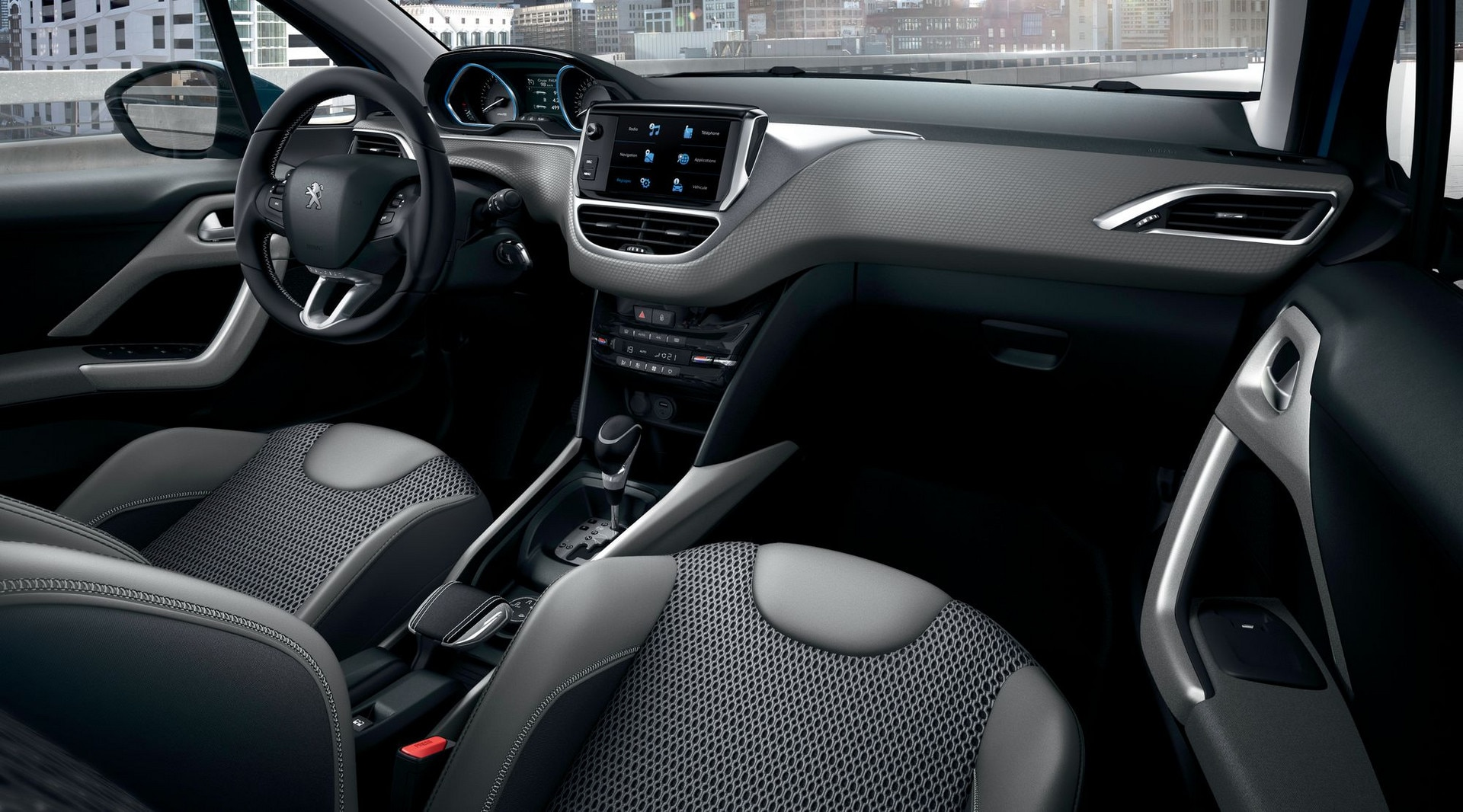 peugeot 2008 try the compact suv car by peugeot
